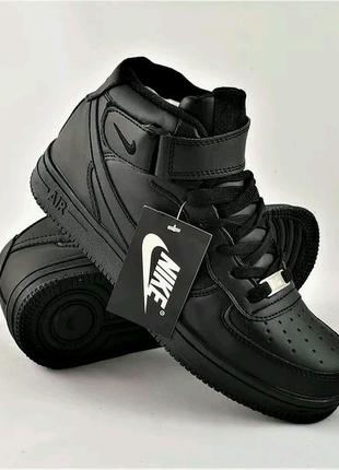 Кроссовки Nike Air Force зима 38