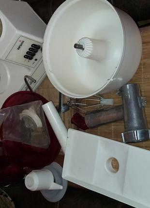 Кухонная машина, Кухонный комбайн, миксер, тестомешалка