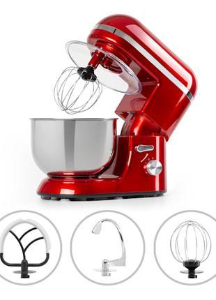 Кухонная машина bella elegance 1300w 1.7ps 6 уровней 5 литров kla