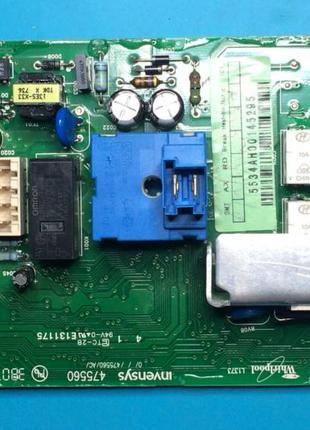 Whirlpool L1373 модуль (плата) для стиральной машины
