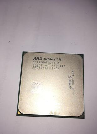 AMD Athlon II X2 250 ADX2500CK23GM AM3 2 ядра