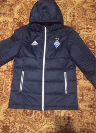 Куртка зимняя ФК Динамо Киев