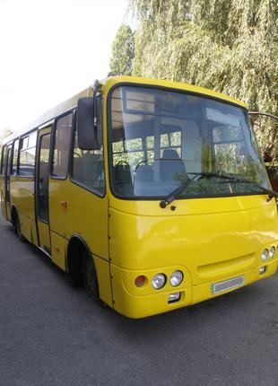 Ремонт автобуса Богдан (Эталон, I-Van, ПАЗ).