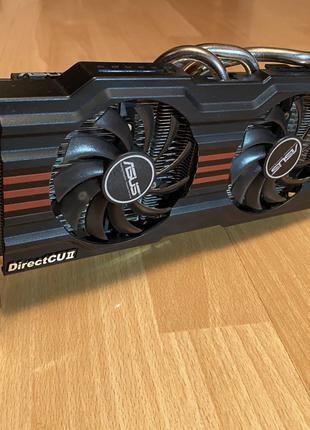 Видеокарта Asus PCI-Ex GeForce GTX 660 DC II 2GB GDDR5