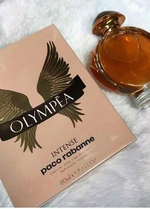 Женская парфюмированная вода Olympéa Intense Paco Rabanne 80 мл