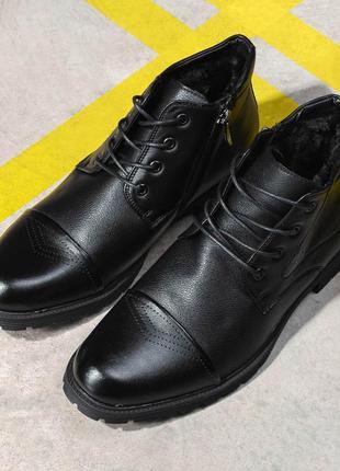 Классические зимние ботинки (324719)