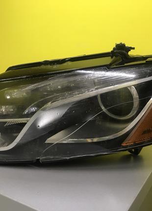 Фара передняя левая Audi Q5 2012  8R0941003