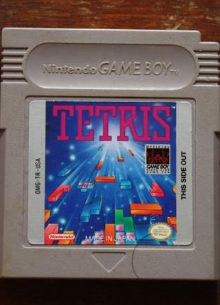 Картридж для Nintendo Game Boy Tetris  оригинал