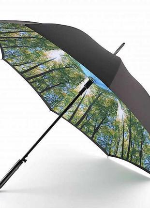 Женский зонт-трость fulton bloomsbury-2
