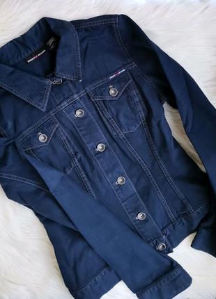 Джинсова куртка DKNY