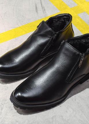 Классические зимние ботинки (323668)