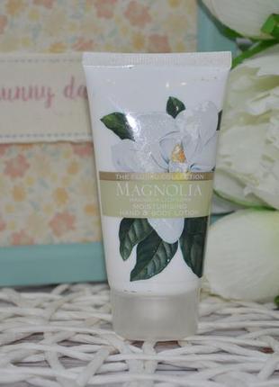 Увлажняющий лосьон для рук и тела floral collection magnolia l...