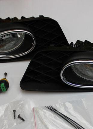 Фары Honda Civic Птф Противотуманные Хонда Сивик