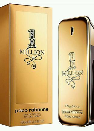 Мужская туалетная вода Paco Rabanne 1 Million