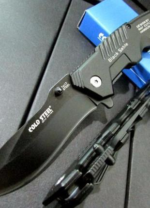 Тактический складной нож Cold Steel для охоты туризма рыбалки!