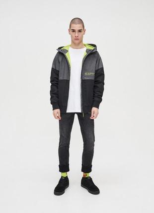 Мужская куртка ветровка cropp