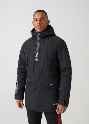 Мужская зимняя куртка cropp