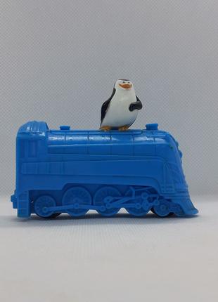 Игрушка/фигурка Макдоналдс.  Пингвины Мадагаскар.