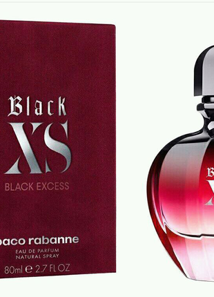 Духи женские Paco Rabanne Black XS For Her edt 80 ml