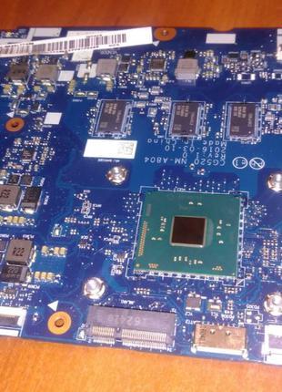 Материнская плата ноутбука Lenovo 110-15IBR CG520 NM-A804 ideapad