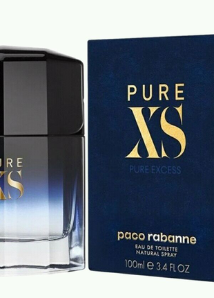 Paco Rabanne Pure XS EDT 100ml Мужской парфюм