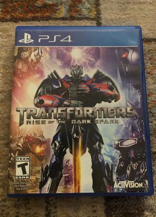 Transformers rise of the dark side