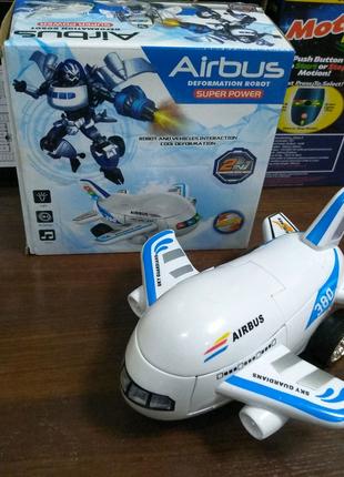 Робот-самолет Airbus