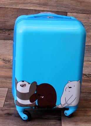 Чемодан детский чемодан валіза ручная кладь