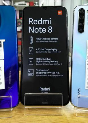 Xiaomi redmi note 8, note 8 pro чохол скло