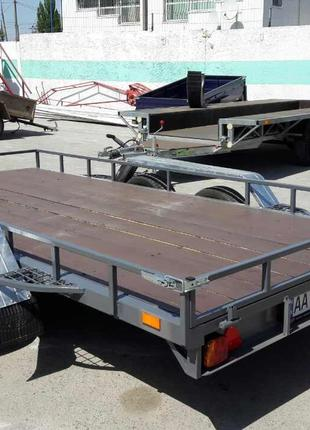 Прицеп платформа для перевозки пасеки