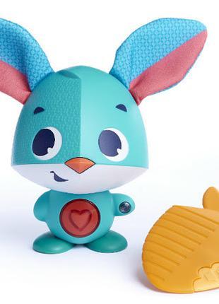 Tiny love интерактивная игрушка зайчик томас 3333130611 wonder bu
