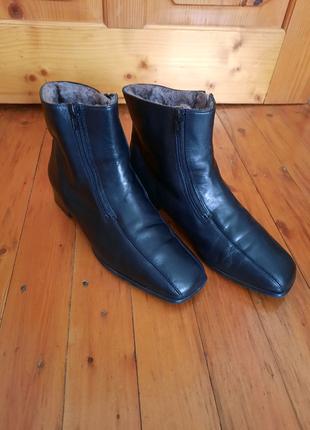 Черевики ботинки зима германия