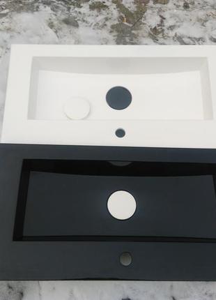 Умывальник раковина (накладной) в ванную комнату на тумбу