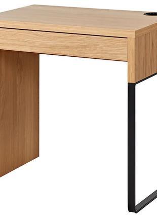 Письменный Стол Дуб IKEA 73x50 См Компьютерный Столик Для Ноута