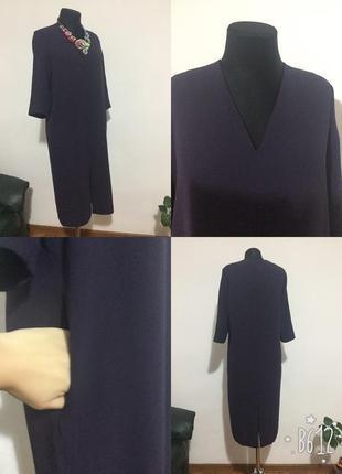 Базовое, фирменное платье футляр с карманами, на любой случай ...