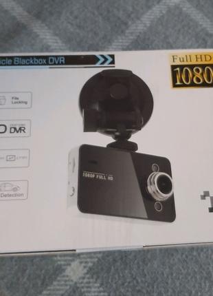 Авторегистратор HD Vehicle Blackbox DVR 1080p, Full HD