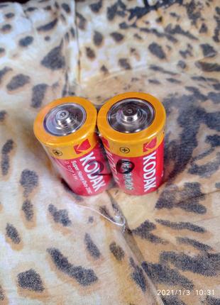 R20 батарейка
