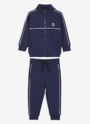 Спортивный костюм next (3 мес.-7 лет)