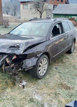 Volkswagen Passat B6 після ДТП