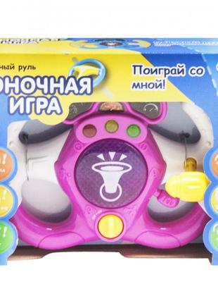 музыкальная игрушка Гоночный руль