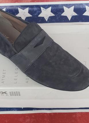 Туфли-лофери мужские geox