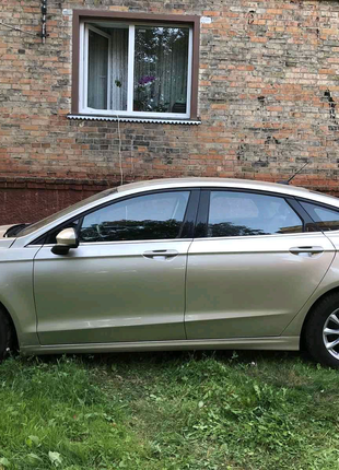 Ford Fusion 2017. Форд Фюжн