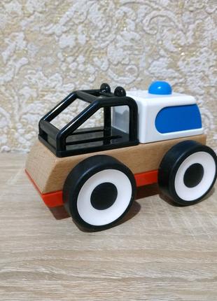 IKEA Lillabo машинка для малышей