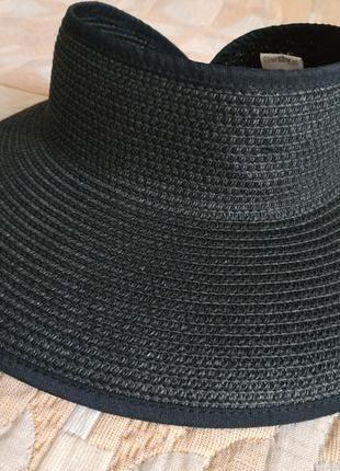 Шапка шляпа летняя