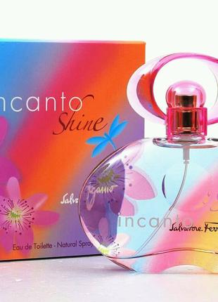 Salvatore Ferragamo Incanto Shine, 100 мл. женский парфюм