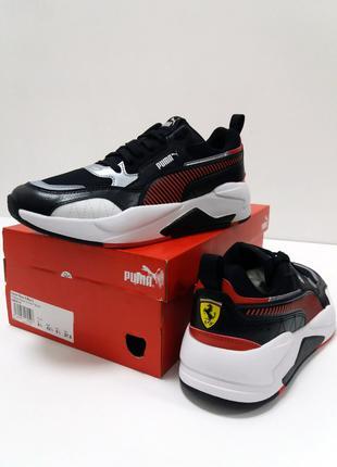 Оригинальные Кроссовки Puma Ferrari Race X-Ray 2