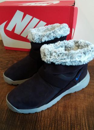 Оригинальные полусапожки nike sportswear golkana boot