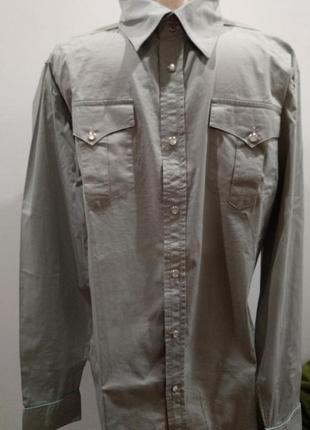 Мужская рубашка WRANGLER , оригинал