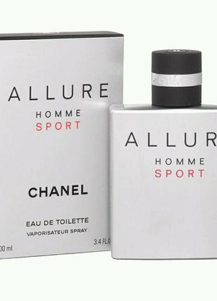 Chanel Allure homme Sport  100 мл Мужской парфюм