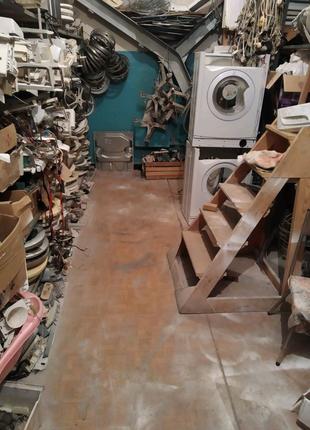 Разборка стиральных машин.